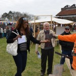 Dakwerken Dak Plus op het ecofeest