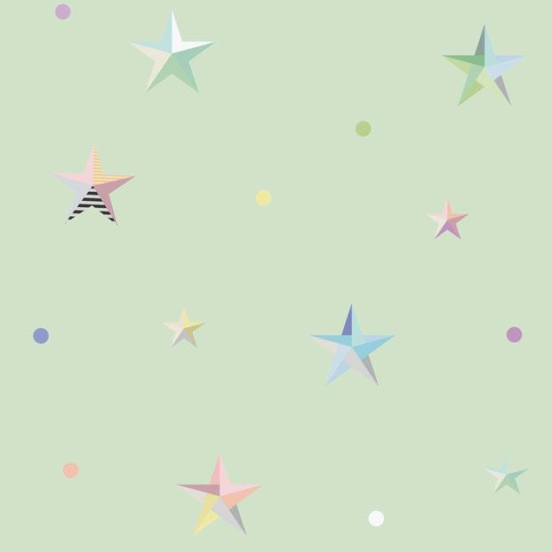 DKL Kids Groene sterren 4661 VELUX